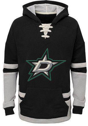 new arrival 1ce32 4127a Dallas Stars Grey Penalty Shot Fashion Tee | NHL - Dallas ...
