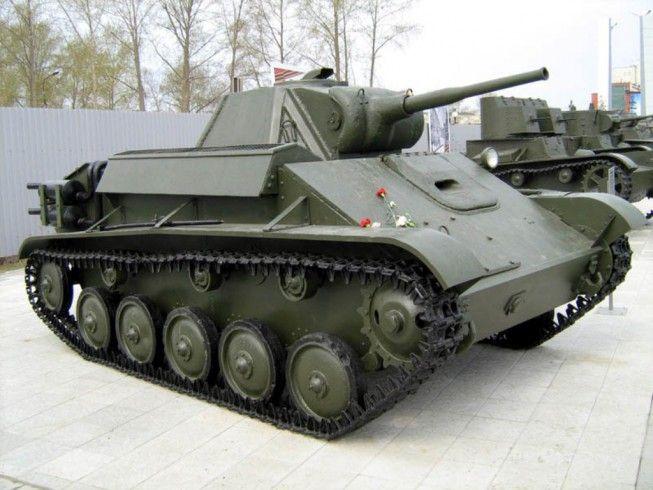 Resultado de imagen de T-70 light tank