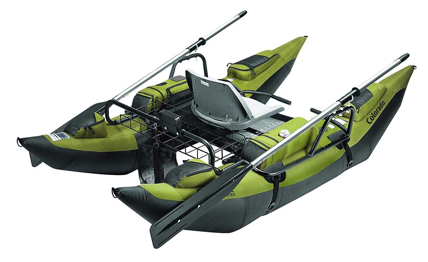 Top 5 Best Inflatable Fishing Boats Reviews For 2020 Pontoon Boat Inflatable Pontoon Boats Boat Accessories