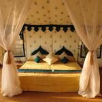 YogaMagic Eco Retreat, India, Tented Eco-Lodge - Green