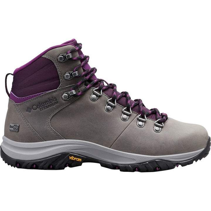 Photo of Columbia 100MW Titanium Outdry Hiking Boot – Women's