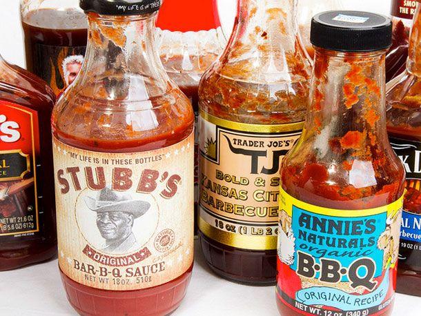 Taste Test: Barbecue Sauce