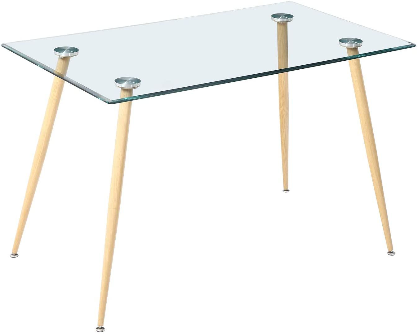 Photo of Modern Glass Dining Table