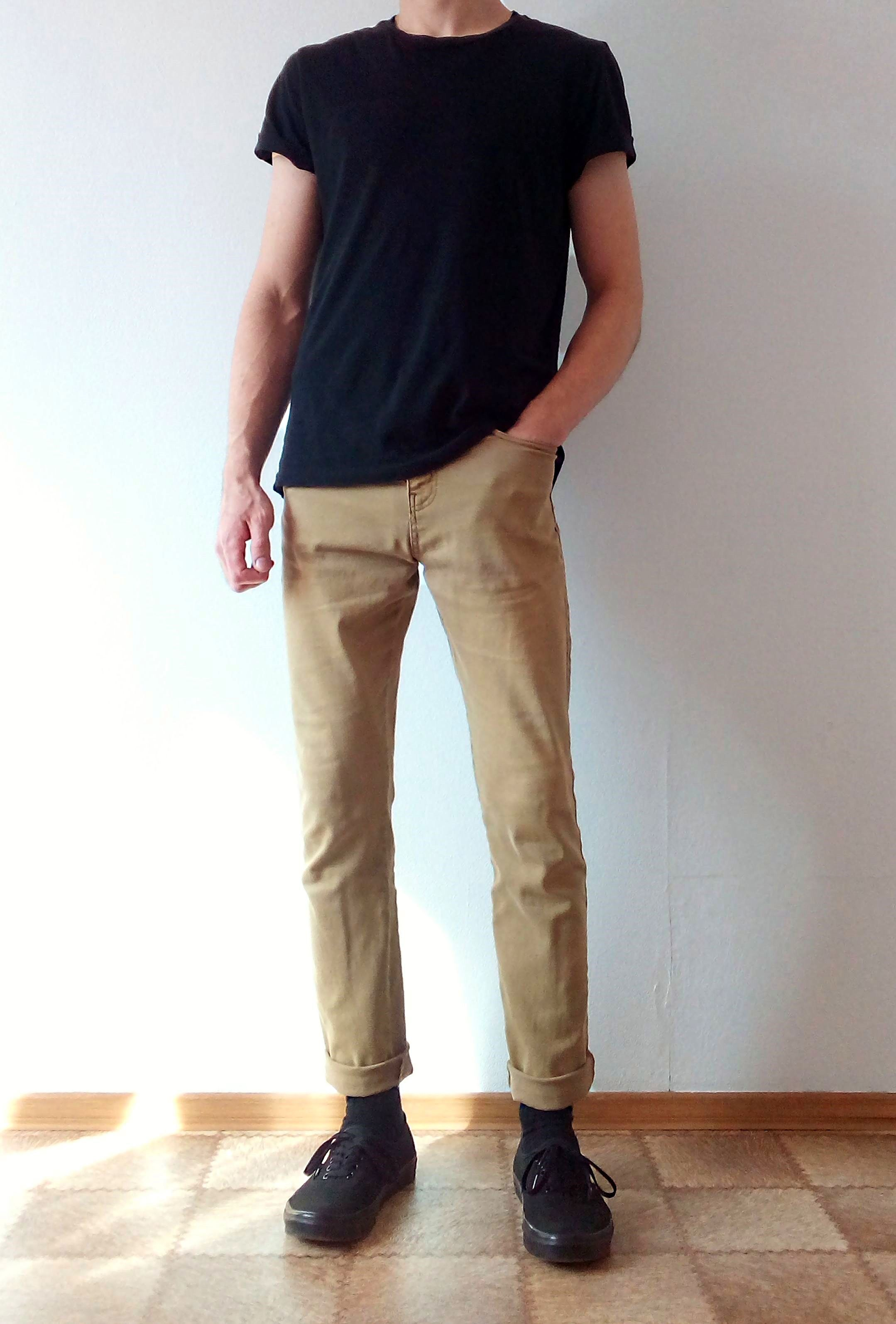 Sneakers outfit men, Mens casual outfits