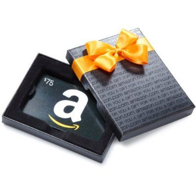 Amazon Gift Card for Textbooks