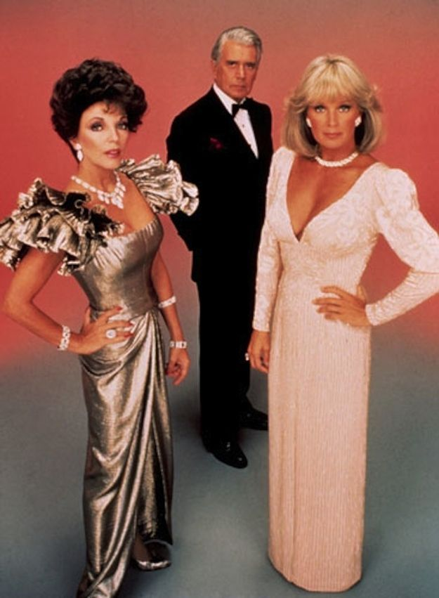 Dynasty Fragrances A Glimpse At 80s Glamour History 1980 S