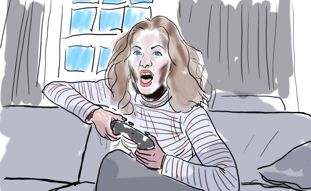 Don't Lie, You're a Gamer, Too National video game day
