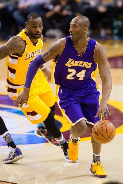 Kobe Bryant Photos Photos Los Angeles Lakers V Cleveland Cavaliers Kobe Bryant 24 Kobe Bryant Pictures Kobe Bryant Black Mamba