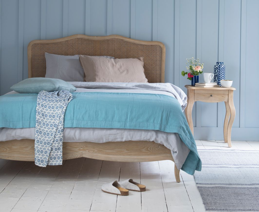 Margot Bed French Style Bedroom Furniture Oak Beds French Bed