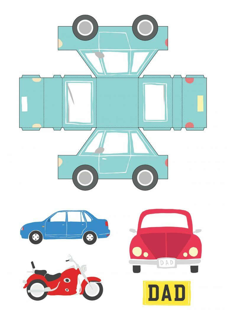 Free Car And Motoring Printables Templates Printable Free Paper Crafts Free Cars