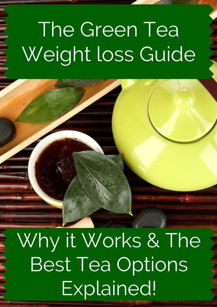 Green tea and acai berry weight loss