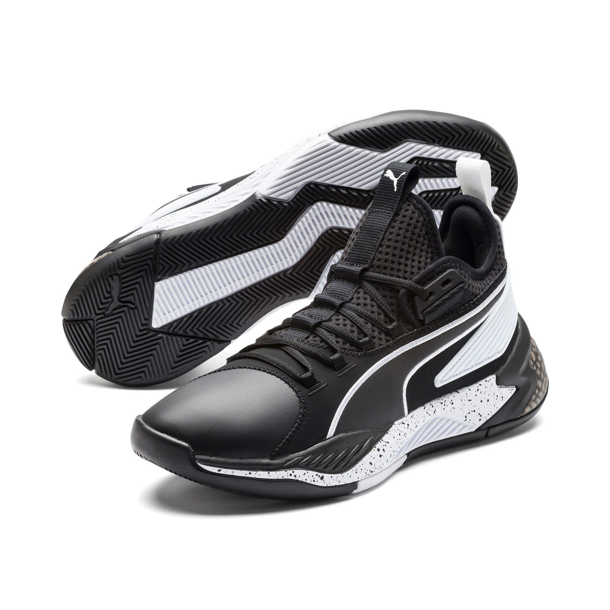 chaussure puma noir homme