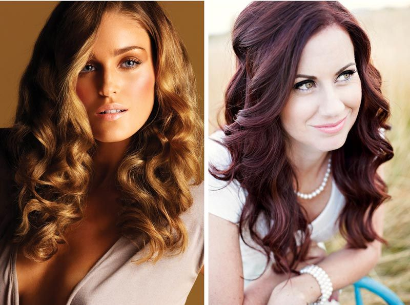 Wedding Hair: Styles for your Face Shape | Long face ...