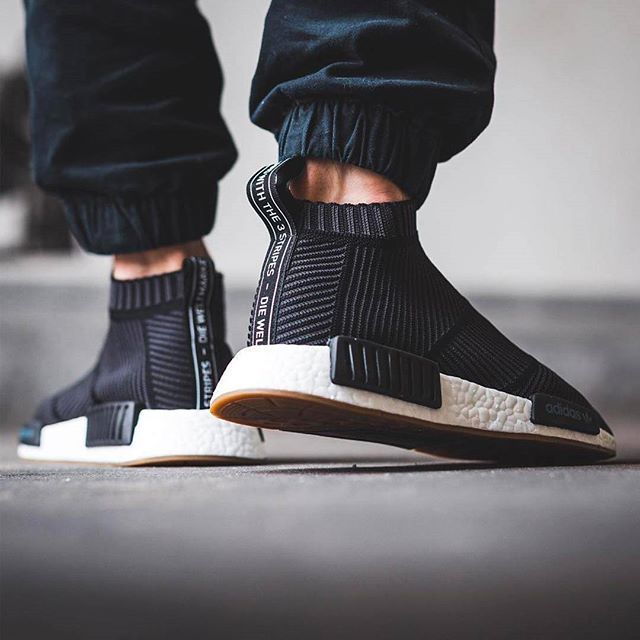 4a314ebabc326 The NMD City Sock 2 from the Gum pack is getting a re-up on April 27. Who s  keen  📷  titoloshop  sneakerfreaker  snkrfrkr  adidas  nmd  boost   boostvibes   ...