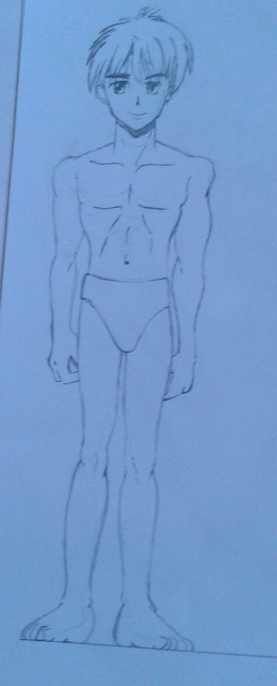 Körper eines jungen Manga | Zeichnungen | Pinterest | Manga, Jungen ...