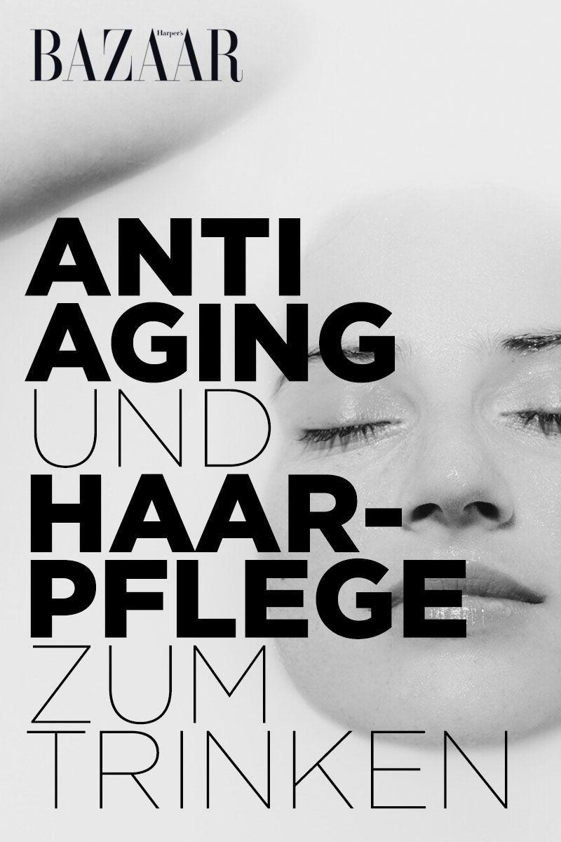 Anti Aging Zum Trinken Das Konnen Beauty Drinks Mit Ceramiden Anti Aging Hautbehandlung Haut