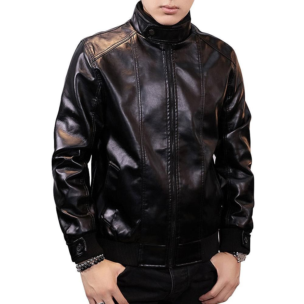 Account Suspended Pu Leather Jacket Leather Motorcycle Jacket Leather Jacket Men [ 1000 x 1000 Pixel ]
