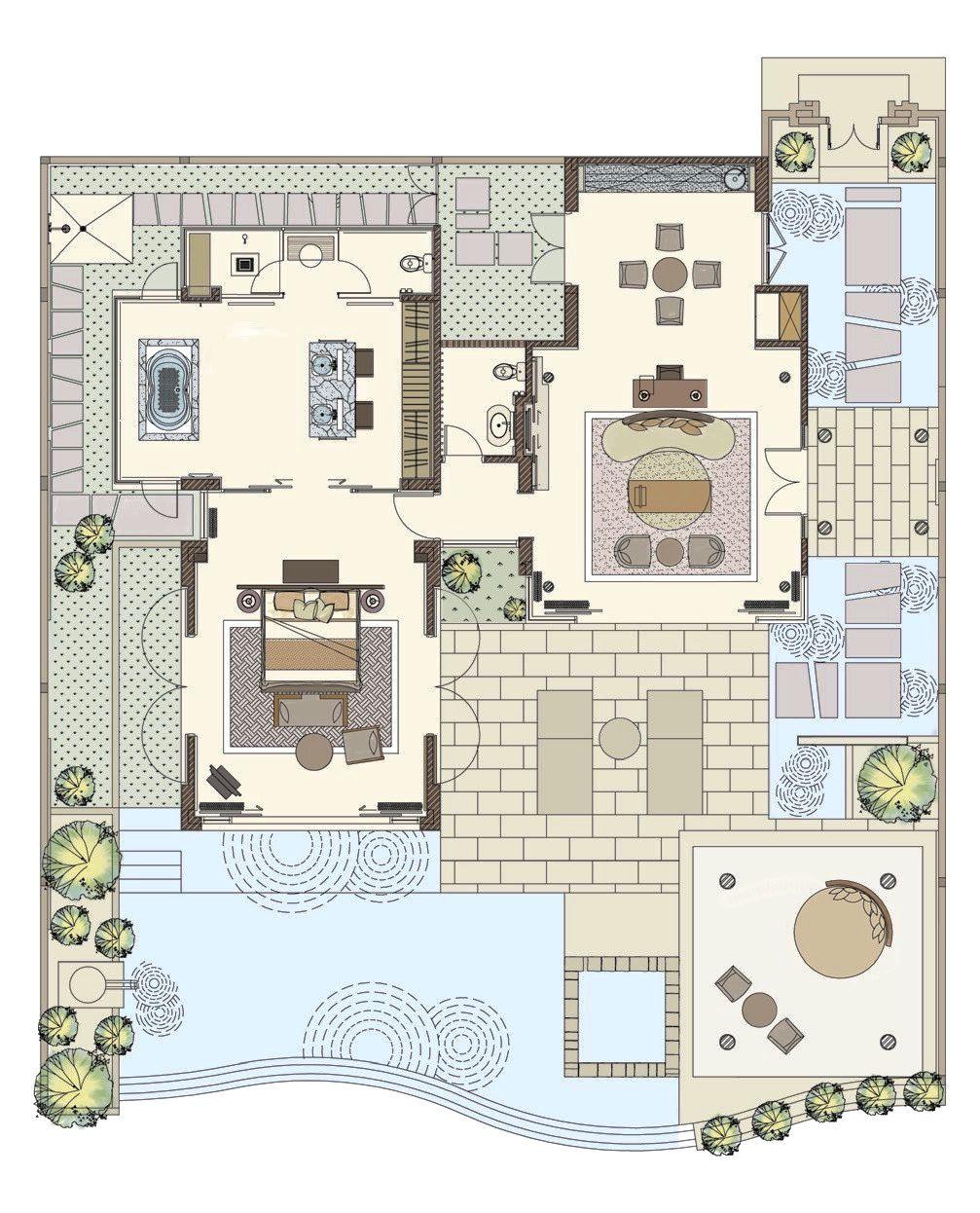 Banyan Tree Residences Ungasan Bali The Villas 1 Land Area 403 Sqm Built Up Area 239 Sqm