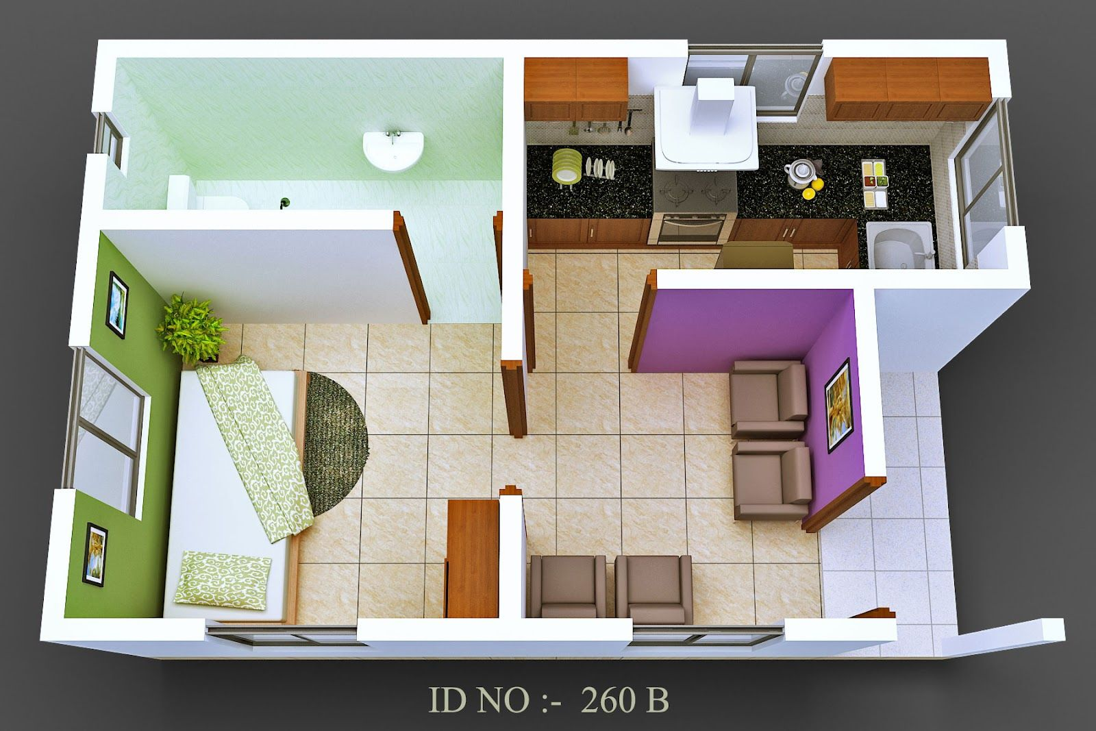 Design Your Dream House Game