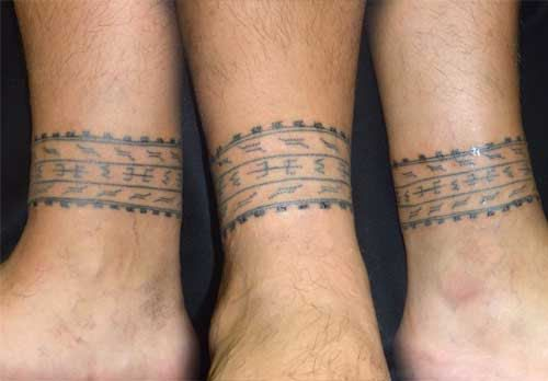 Anklet Tattoo Google Search Samoan Tattoo Tattoos Samoan Tribal Tattoos