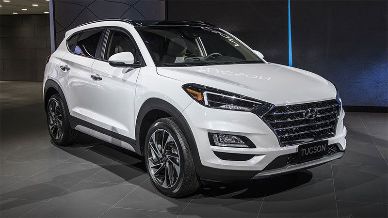 Hyundai Tucson N Coming In Two Years Expect 340 Horsepower Hyundai Tucson Hyundai Suv Tucson Car