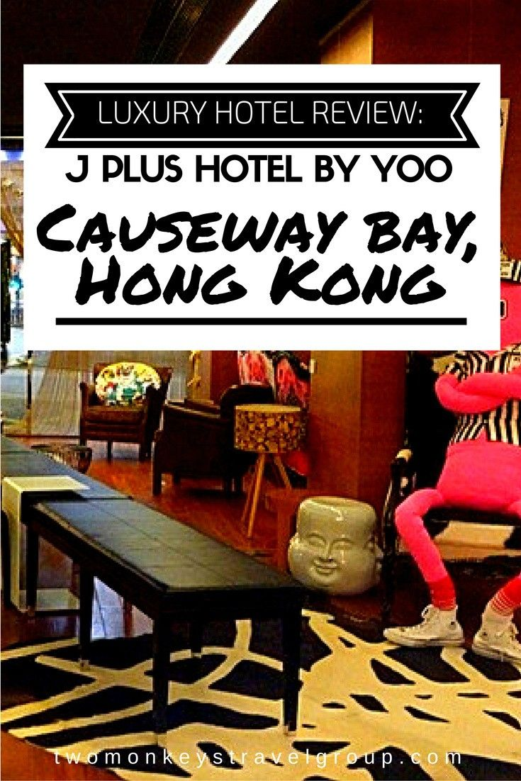 J Plus Hotel By YOO, Causeway Bay, Hong Kong
