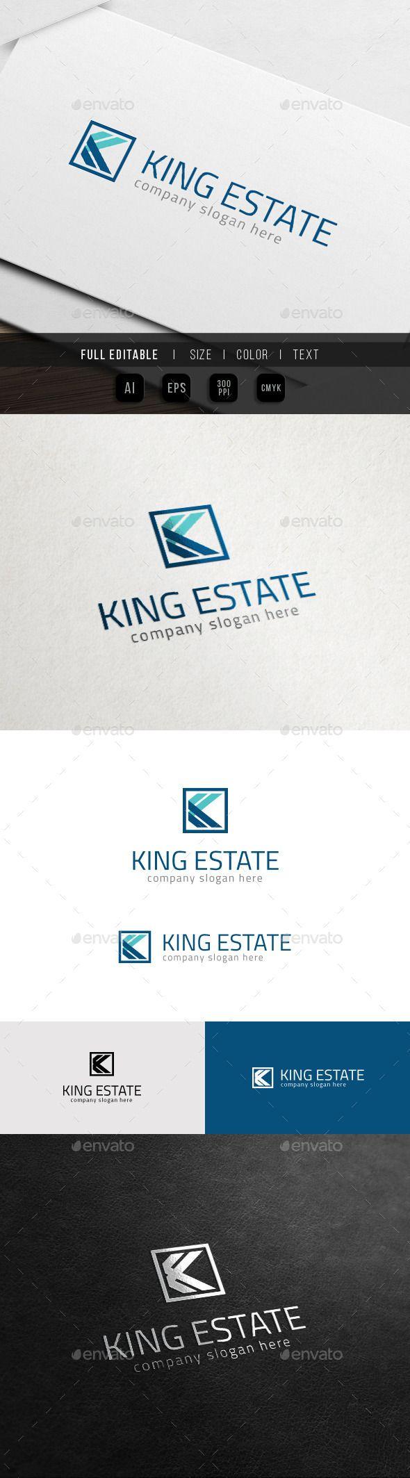 Letter K King Group K Logo Lettering, Logo templates