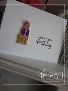 Another generic birthday card. Nice typography.