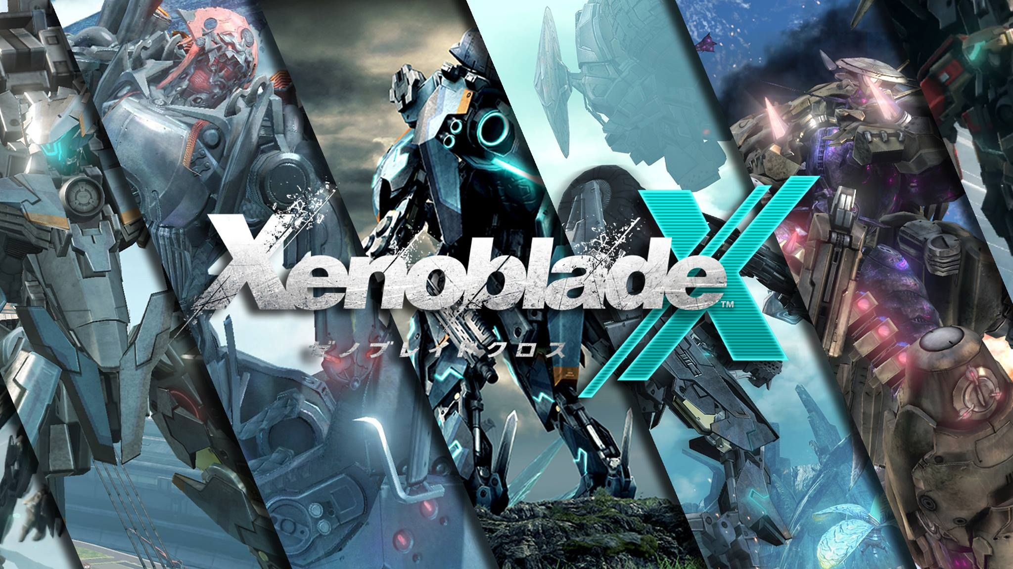 Xenoblade Chronicles X Wallpaper Xenoblade Chronicles