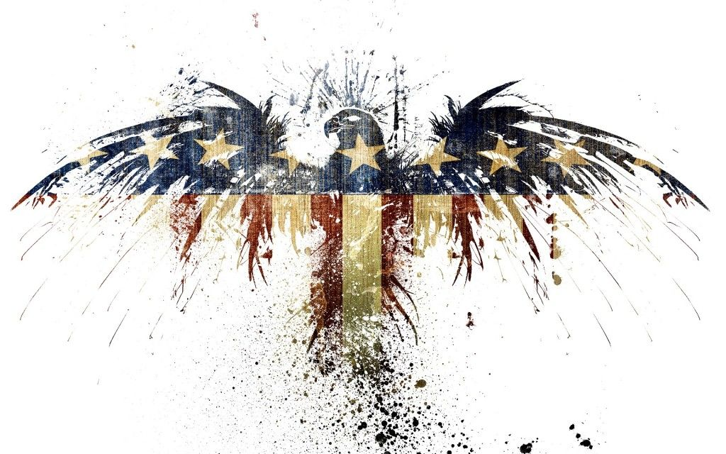 American USA Flag Eagle Concept Pictures HD Wallpapers My Husband