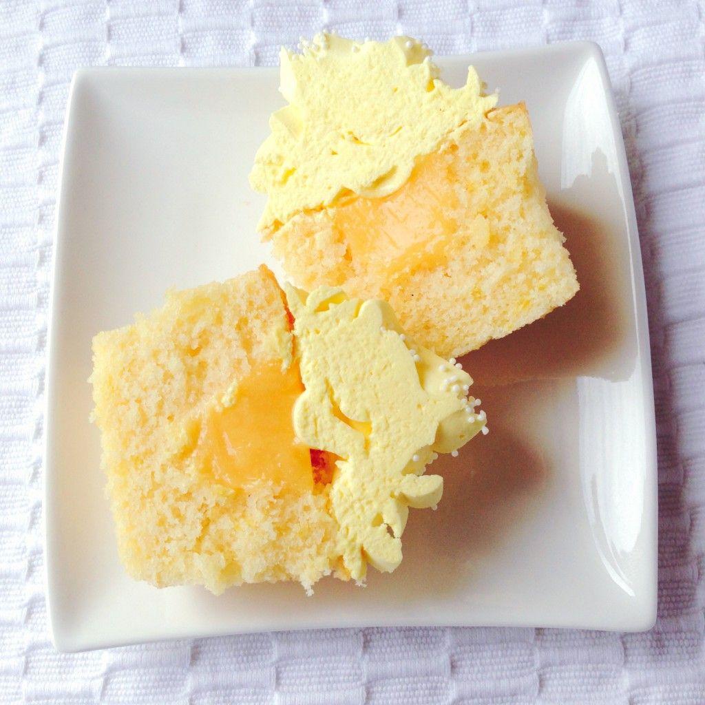 Lemon Cupcakes Recipe - Simply Sweet Soirees