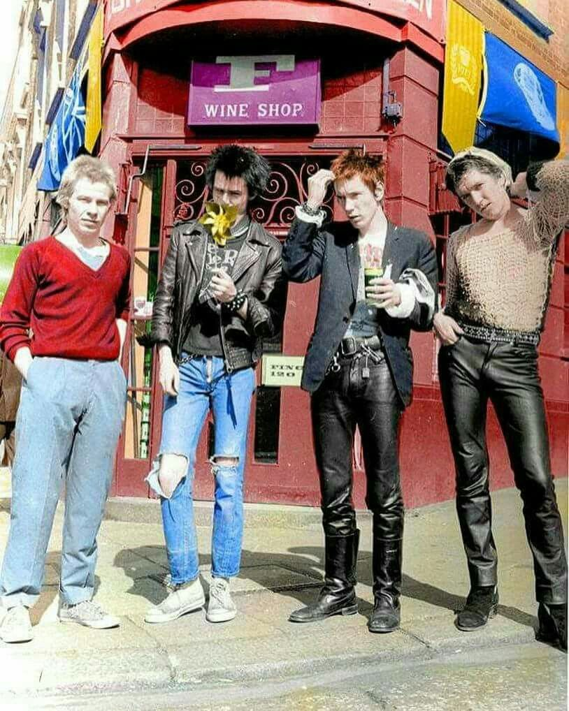 Pin by aline gormaz arcos on punk rock bands 70s punk