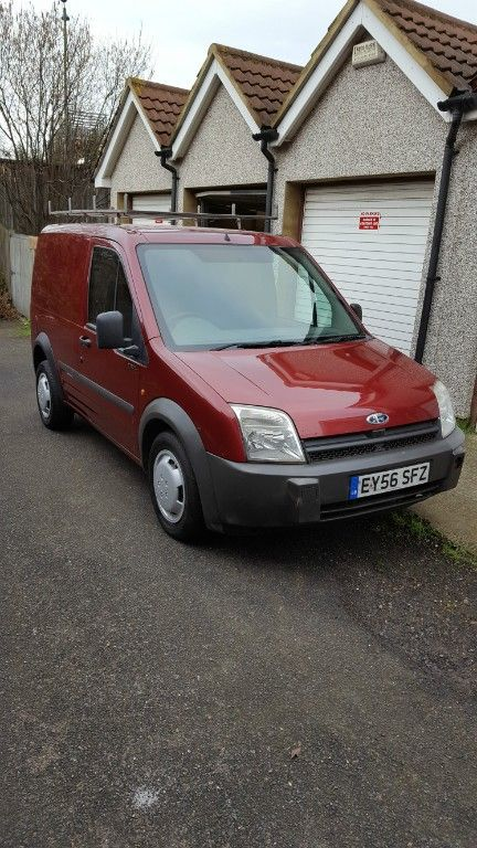 Ford Transit Connect 220 Ford Transit Ford Van For Sale