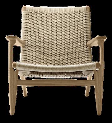 Hans J. Wegner   Ch25 lounge chair, Upholstered chairs, Diy