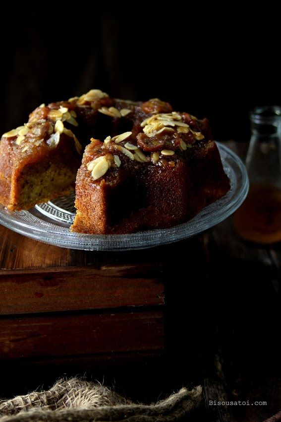 Bisous À Toi: Banana Foster Bundt Cake