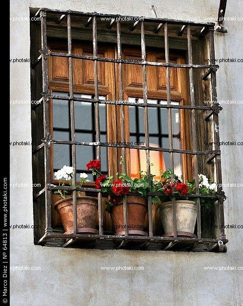 Pin de dedaleando en rejas forja pinterest rejas ventana y google - Rejas de forja antiguas ...