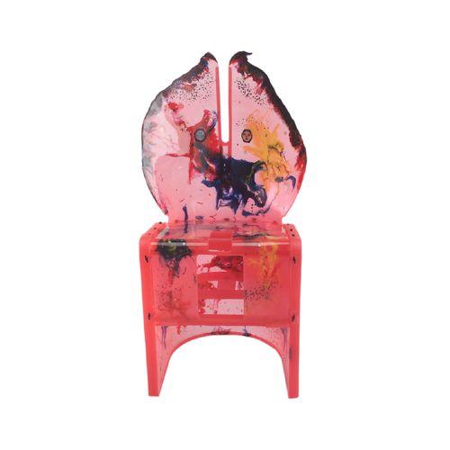 Chair or art? Chair.