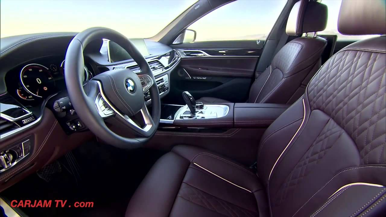 [Collection] BMW 7 Series 2016 Interior BMW G11/G12 BMW 750commercial Li.