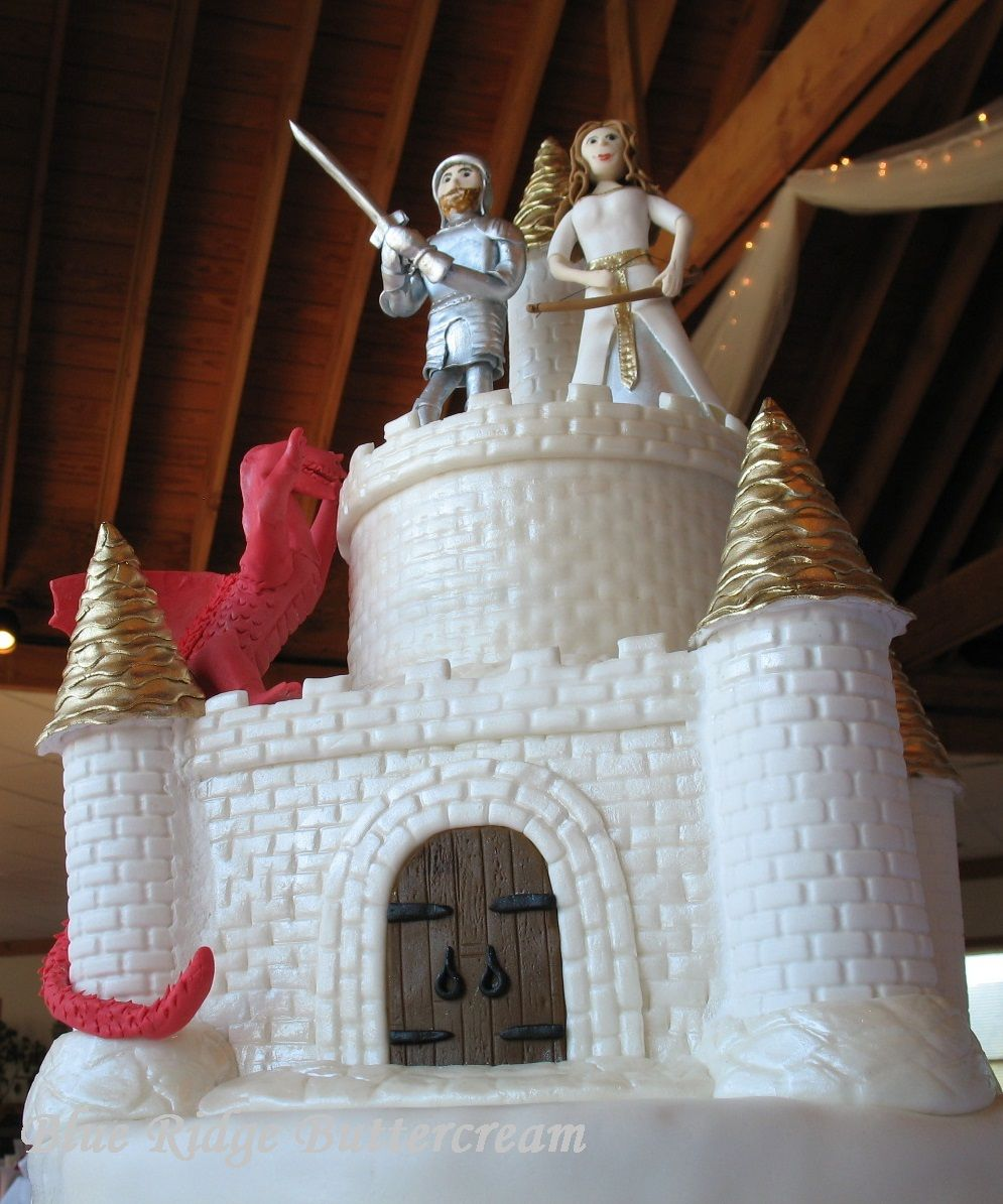 princess castle wedding cake castle wedding cake with princess and 18765