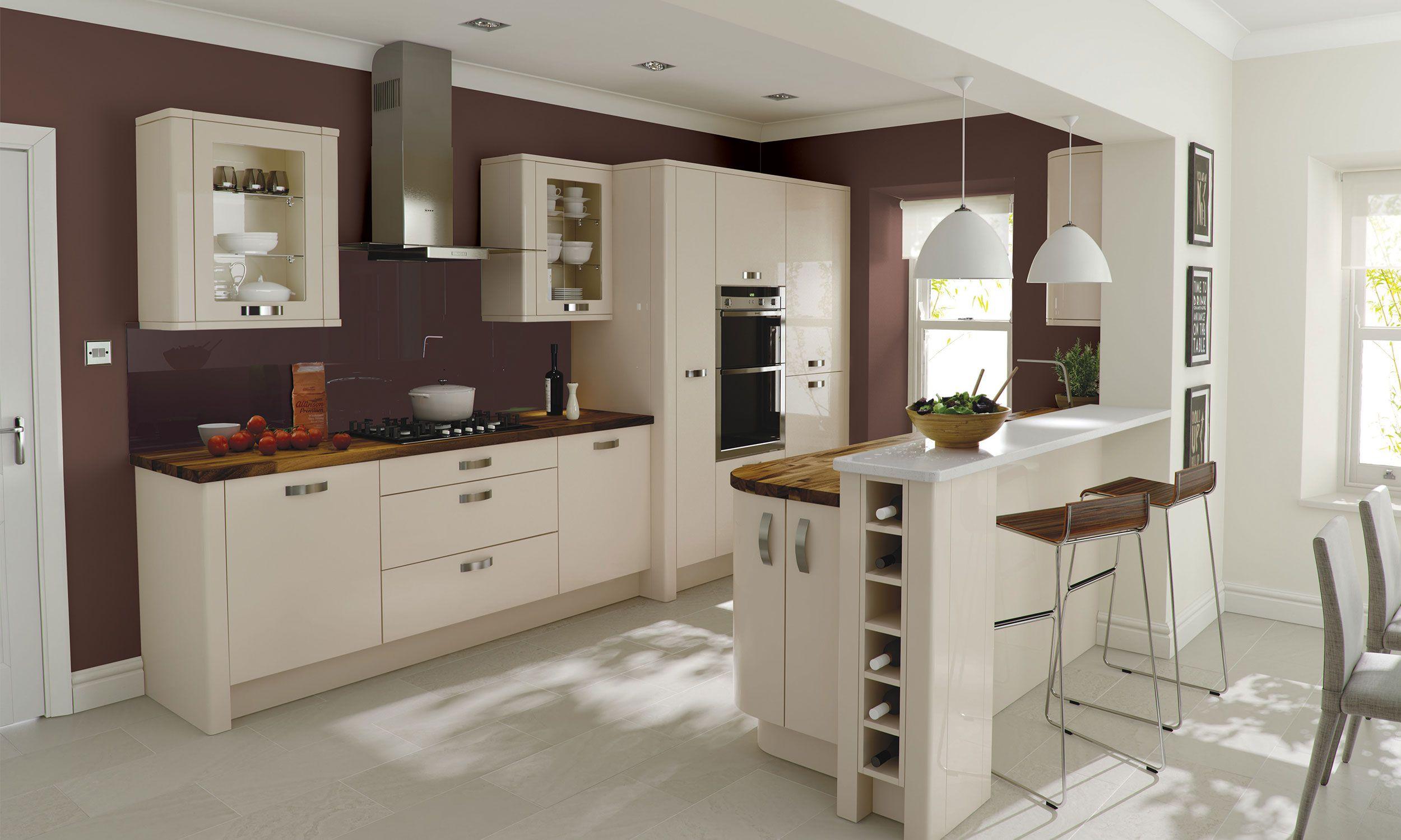 Porter Kitchen visualizer, Kitchen design