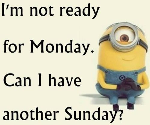 Sunday Holiday Funny Quotes