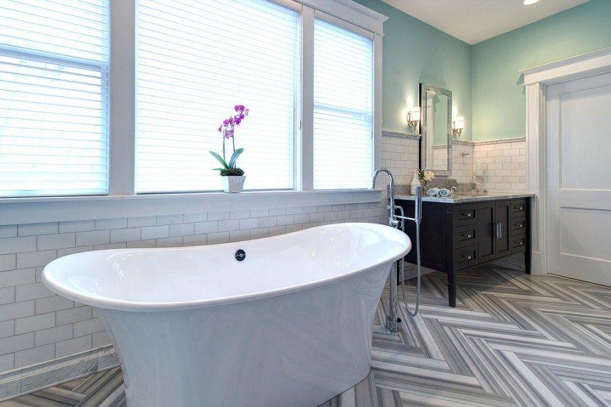 Art Deco Badkamer : Modern art deco bathroom design victorian home founterior modern