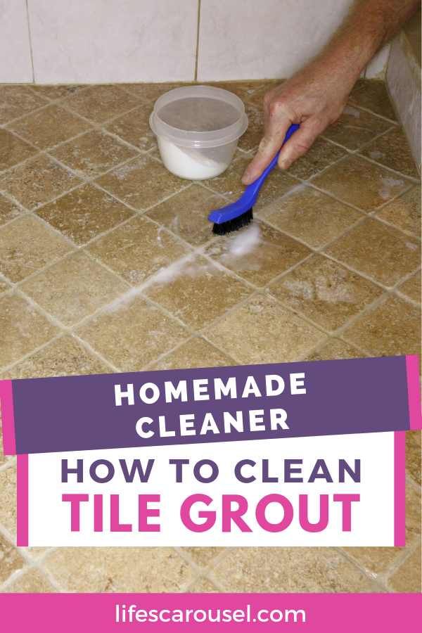 How To Clean Grout The Best Homemade Grout Cleaner Homemade Grout Cleaner Grout Cleaner Clean Tile Grout