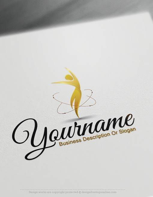 Create A Logo Free Human Templates Make Your Own Logos With The Best Creator