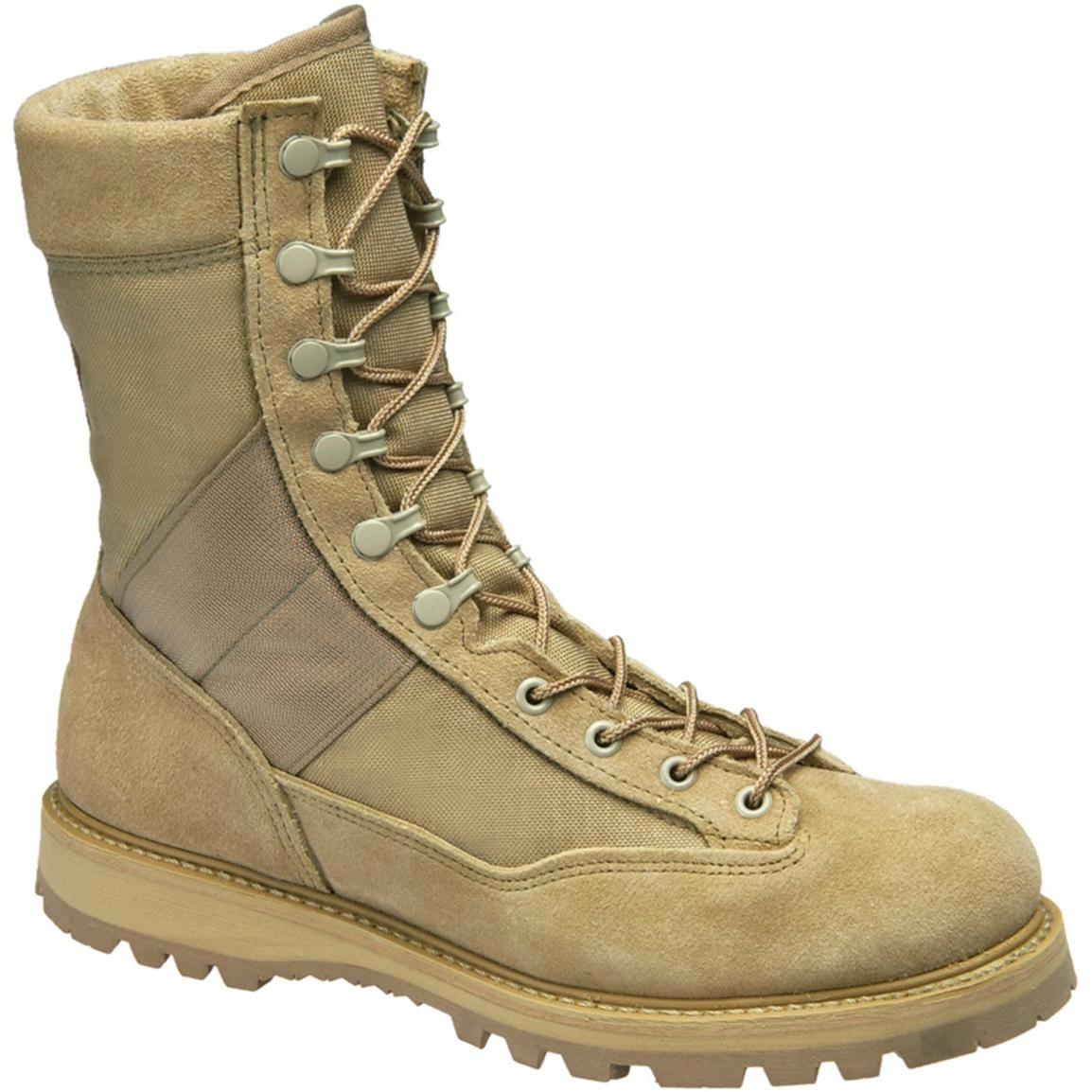 Desert Combat Boots By Corcoran 367018 Combat Tactical Boots At Sportsman S Guide Desert Combat Boots Combat Boots Military Combat Boots