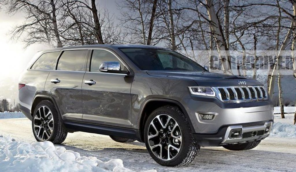 2020 Jeep Grand Cherokee Redesign Price Dengan Gambar