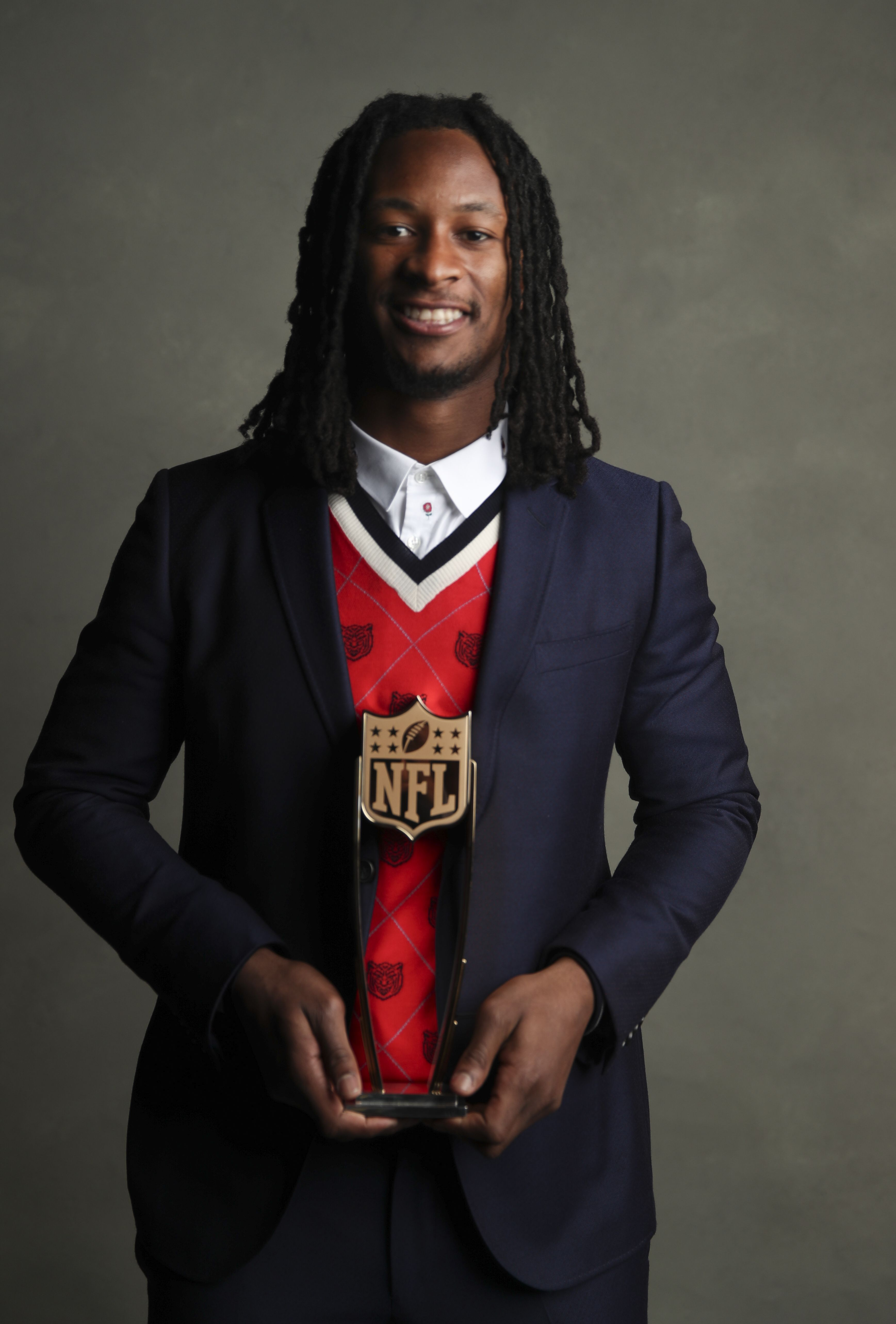Your 2017 Nfl Offensive Player Of The Year Los Angeles Rams Rb Todd Gurley Nflhonors Ap Liebenberg Todd Gurley Rams Football Nfl