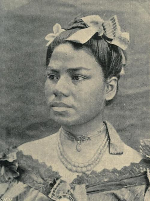 Princess Fusipala Veikune of Tonga  My last name is Veikune
