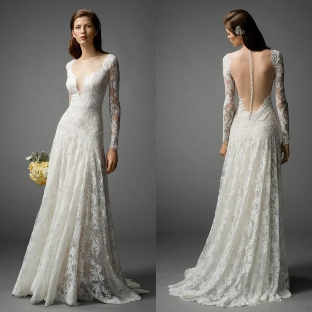 100 Vera Long Sleeve Wedding Dresses Women S For Weddings Check More At
