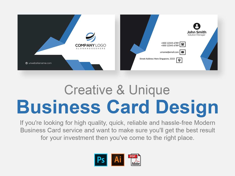 Designbd929 I Will Do Create A Modern Business Card For You For 5 On Fiverr Com Modern Business Cards Unique Business Cards Design Business Card Design